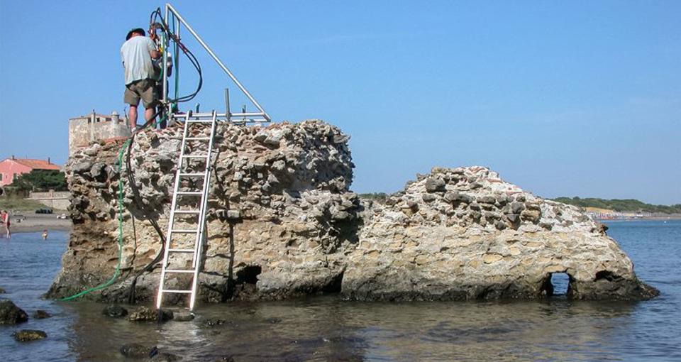 Секрет древнеримского цемента