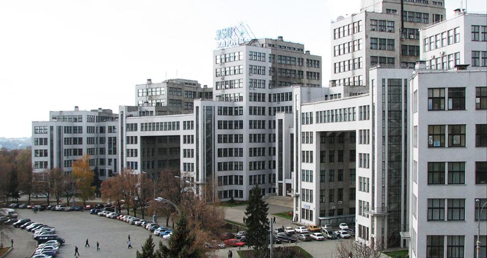 Строительство в Харькове