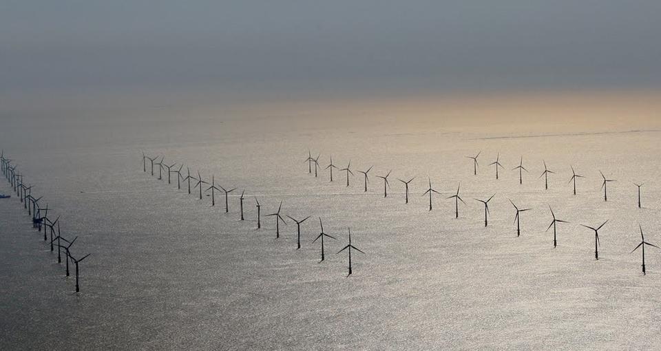 Самая большая ветроэлектростанция