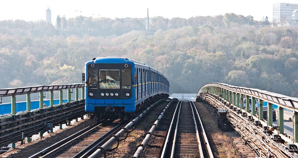 Метро в Борисполь